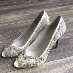 Calvin Klein Nest Snake Shoe Size 8.5 New no box